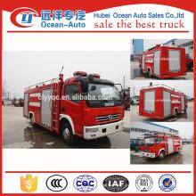 Baixo preço Howo 4X2 veículo de combate a incêndio / veículo de fogo à venda