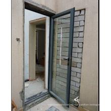 Competitive Glazing Aluminium Alu-Flügel Tür