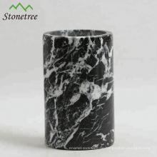 Marmorstein Weinkühler / Weinkübel / Weinhalter mit umweltfreundlichem Steinmaterial