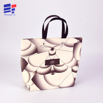 High Quality for Single Coated Paper Shopping Bag Paper shopping bag for clothing export to Russian Federation Importers