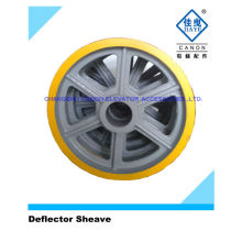 Elevator Deflector Sheave Pulley