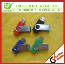 Logo promotionnel imprimé USB Flash Drives en vrac à bas prix