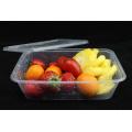 Venta caliente de plástico caliente microondas contenedor de alimentos