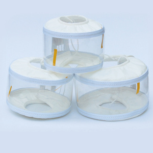 High quality PVC & PP  flange cover