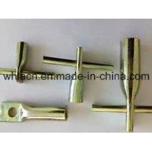 Zócalo de anclaje plano de fijación de elevación para hormigón prefabricado (M / RD 12-52)