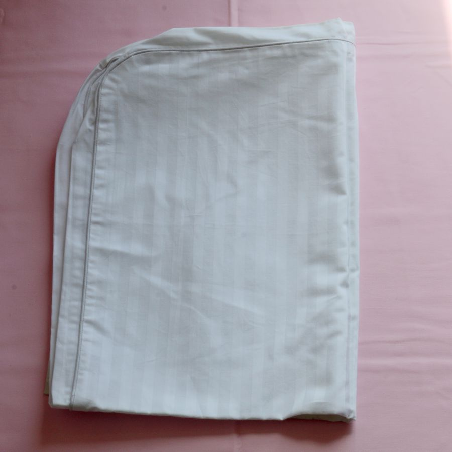 pillow case tripe cotton