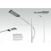 Prata 150w Alumínio die casting luz de rua LED / outdoor levou habitação luz de rua