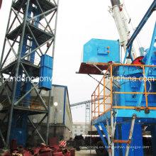 Elevador de cangilones / Equipo de construcción / Transportador de cemento
