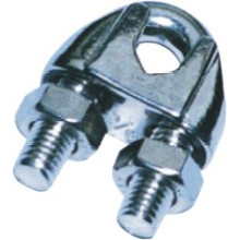 Stainless Steel Wire Rope Clips Series for Marine Hardware