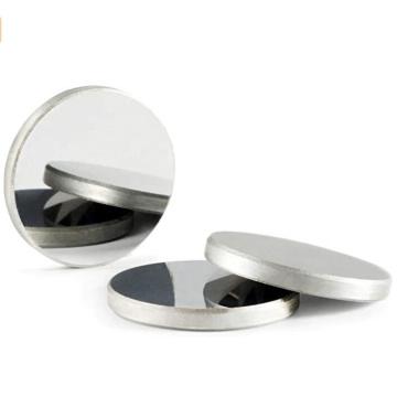 Espelho óptico D8-50.8mm espelho protetor de alumínio