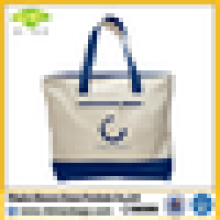 promotional standard size canvas tote bag
