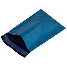 Sac d'emballage en plastique de vêtement non intermédiaire adapté aux besoins du client
