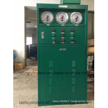 Automatic Cabinet-Type Gas Manifold Systems