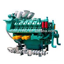 200kW-2000kW Biofuel Genset Engine Using Diesel and Natural Gas