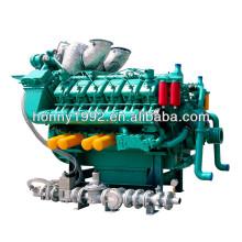 200kW-2000kW Diesel e Gerador de Gás Natural Biocombustível