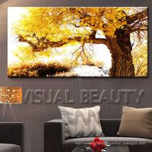 Pintura quente da árvore do outono da venda quente para a decoração