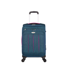 Set di valigie per trolley adulti in nylon spinner
