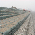 best quality galvanized or colorful powder coated gabion box