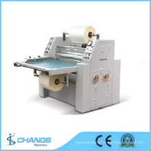 Sfml-720A Semi-Automatic Double Side Paper/Card/Photo/Film/Spot/A4 Size/Pre-Glued/Certification/Document/Draw/Advertisement/Book/Laminating Machine