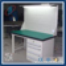 Лабораторный рабочий стол из нержавеющей стали