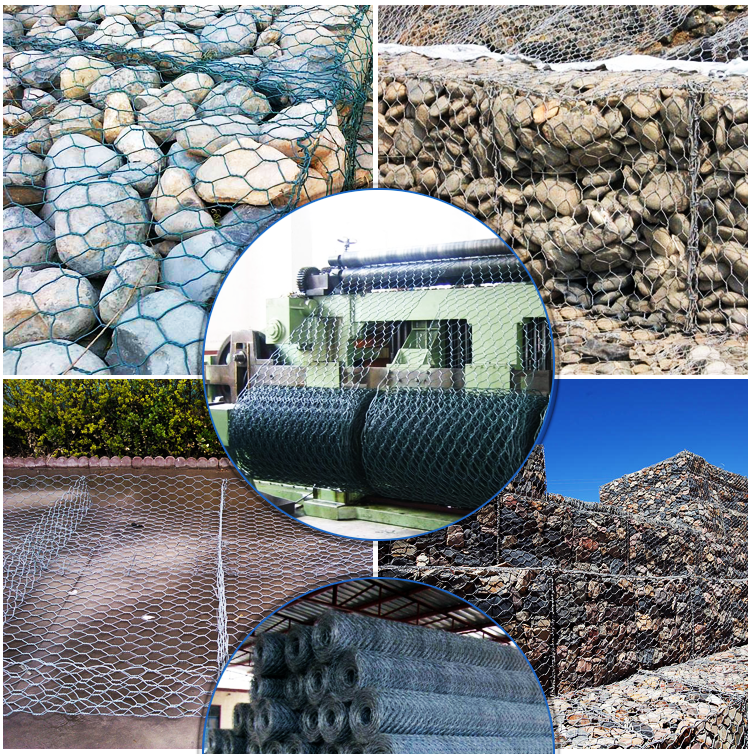 Gabion Wire Mesh Box with Low Price