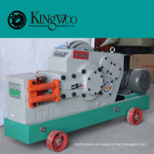 Hohe qualität 50mm Plain kohlenstoffstahl / Deformed / Platz / Winkel Bar Cutter, Rebar schneidemaschine GQ50