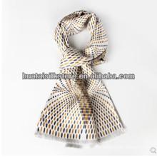 100% soie Cravates habillées à la mode à la mode