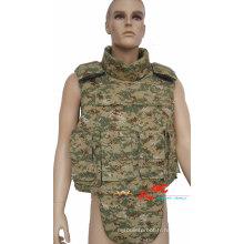 Veste anti-balles à pleine protection