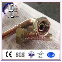 Ce approuvé meilleur qualité vente chaude tuyau hydraulique raccord avec meilleur prix