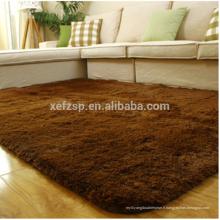 ensemble de chambre en polyester microfibre tapis tapis