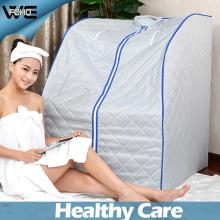 Sauna de sécurité infrarouge portatif de santé saine mini de pli de santé