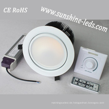 Dimmable Light Down LED Deckenleuchte LED Panel