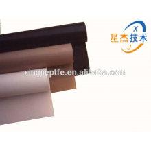 Ptfe tissu tissu 0.13mm sans adhésif