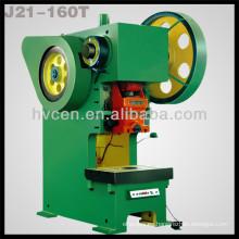 J21-160T C-frame Prensa Mecánica de Punzonado de Alta Precisión