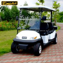 CE aprovado 6 assentos carrinho de golfe elétrico