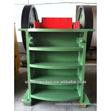 Shanghai Yike jaw crusher