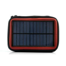 Portable multi power charger 1.35W foldable solar handy power charger