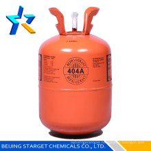 R404a mixed refrigerant gas min 99.8% Purity Hot Sales