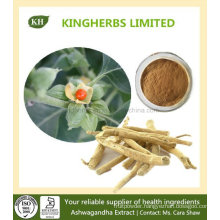 Ashwagandha Extract Withanolides 5% / Alkaloids 2%