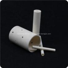 Alumina ceramic plunger machinable 10mm 99