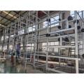 Système de séchage de coquille de moule de suspension de tige de bâti de Dosun