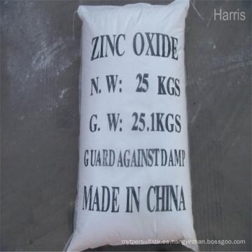 Óxido de zinc nano del polvo blanco de alta calidad el 99%
