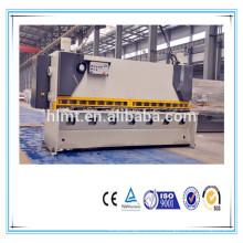 QC11Y placa de corte de aluminio máquina de corte de hierro, máquina de corte de pedal del brazo