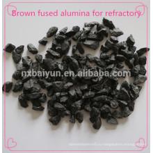 абразив/огнеупорный материал--коричневый плавленого глинозема/коричневый Корунд для покрытия