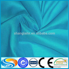 plain dyed woven cotton fabric for shirts