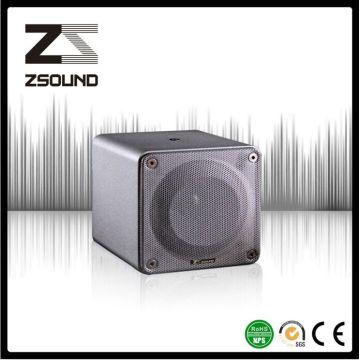"""4.5"""" Full Range Small Speaker for Outdoor Use"""