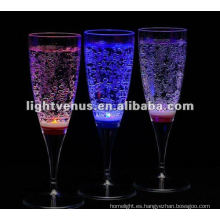 Liquid Active Flash Champagne Glass