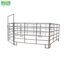 Duty Heavy Galvanized Used Livestock Horse Fence Panel