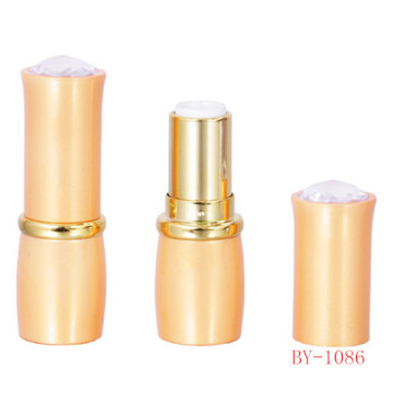 Diamond Plump Orange Lipstick Tube