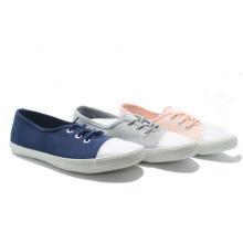 Farben bequeme Freizeit grundlegende klassische Schüler Leinwand Schule Schuhe